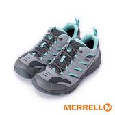MERRELL WHITE PINE VENT GORE-TEX防水戶外多功能登山越野鞋 灰淺藍 ML09564 女鞋