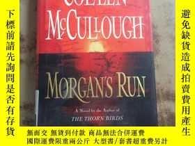 二手書博民逛書店Morgan s罕見Run(Colleen McCullough