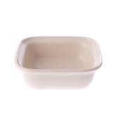 HOLA 闊彩醬碟7.5cm-米白