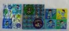 【震撼精品百貨】GIMMEFIVE Sanrio 足球/棒球小子~貼紙(銀底、藍底、四格)『共3款』
