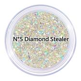 Unleashia 顏礫星涯-璀璨閃光凝膠眼影7g N°5 Diamond Stealer