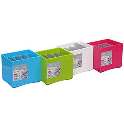 【奇奇文具】【KEYWAY P2-0031 收納盒】 金砂1號收納盒