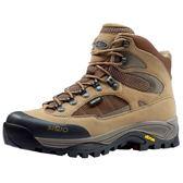 【速捷戶外】日本SIRIO-Gore Tex中筒登山健行鞋-女(PF302棕色) , 寬楦設計,適合一般的登山、健行