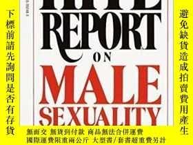 二手書博民逛書店The罕見Hite Report On Male SexualityY364153 Shere Hite Ba