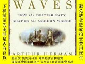 二手書博民逛書店To罕見Rule The WavesY364682 Herman, Arthur Harpercollins