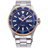 【台南 時代鐘錶 ORIENT】東方錶 RA-AA0007A MAKO III系列兩百米潛水機械錶 限定版 42mm