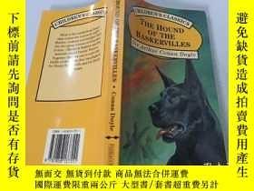 二手書博民逛書店The罕見Hound Of The Baskervilles:巴斯克維爾獵犬Y200392