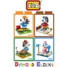 【現貨】LOZ 迷你鑽石小積木 動漫系列 史努比 Snoopy 史奴比 益智 趣味