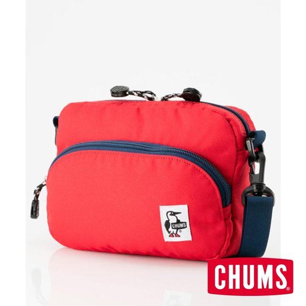 【CHUMS】Eco 側背包 三色任選-CH602525