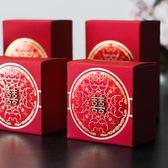 喜糖盒子婚禮喜糖盒中式喜糖盒