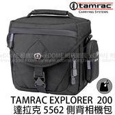 TAMRAC 達拉克 5562 黑色 側背相機包 (24期0利率 免運 國祥貿易公司貨) Explorer 探險家系列 200 型