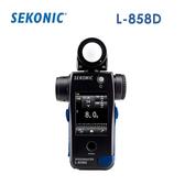 黑熊館 Sekonic L-858D 數位多功能測光表 L858D 無線 觸發 測光儀 光度計 入射 反射