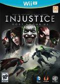 WiiU Injustice: Gods Among Us 超級英雄:武力對決(美版代購)