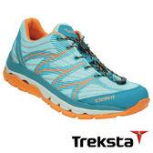 Treksta MEGA WAVE 女戶外多功能鞋 水藍綠 KR16AW 戶外 健行鞋 機能鞋│登山 露營
