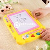 兒童畫畫板磁性寫字板筆 彩色小孩幼兒磁力寶寶涂鴉板 1-3歲2玩具-Rtwj9