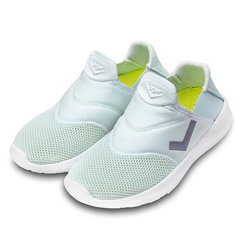 LIKA夢 PONY 無綁帶輕量慢跑鞋 SPLASH N 系列 ?綠 73W1SP68PB 女
