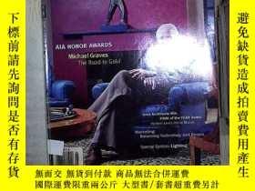 二手書博民逛書店ARCHITECTURAL罕見RECORD 2001 5 (03