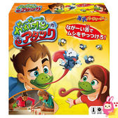 Hamee 日本 Tic Tac Tongue 變色龍對決 PK對戰 派對遊戲 桌遊玩具 趣味益智 058995