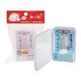 bebi 元氣寶寶 盒裝矽膠指套乳牙刷 (LB80100)