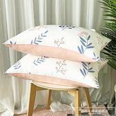 枕頭枕芯一對裝單人雙人學生宿舍一只成人護頸椎簡約家用男女酒店CY『韓女王』