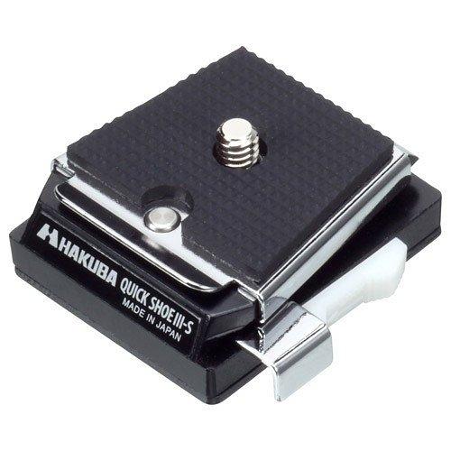 ◎相機專家◎ HAKUBA QUICK SHOE III S 通用型 快拆座 快拆板 微單 公司貨 HA304701