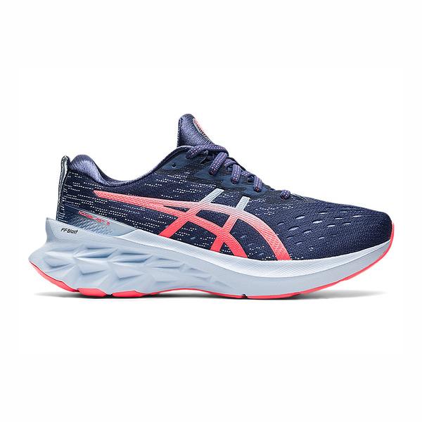 Asics Blast系列 [1012B049-400] 女鞋 慢跑鞋 運動 休閒 輕量 支撐 緩衝 彈力 亞瑟士 深藍