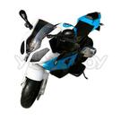 原廠授權寶馬BMW雙驅 兒童電動車【藍色】S1000RR /重機/摩托車/電動機車