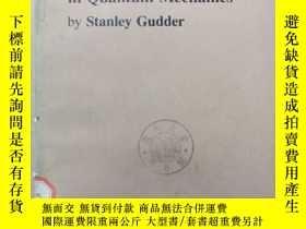 二手書博民逛書店stochastic罕見methods in quantum mechanics by stanley gudde
