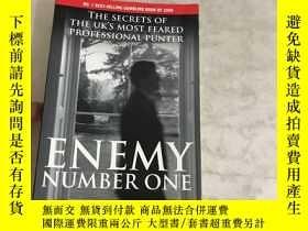 二手書博民逛書店Enemy罕見Number One The Secrets of