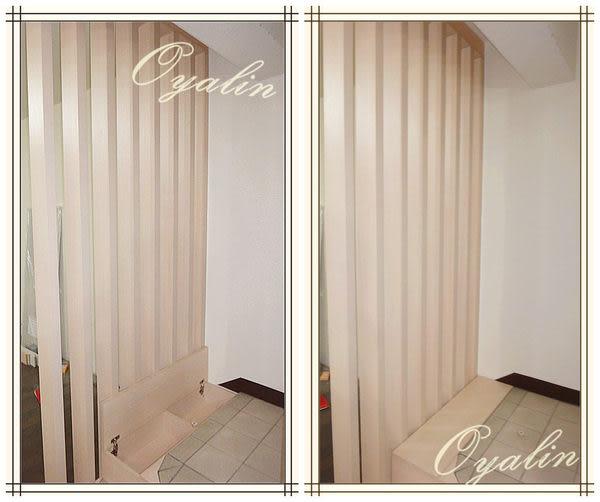 【歐雅系統家具】格柵收納櫃