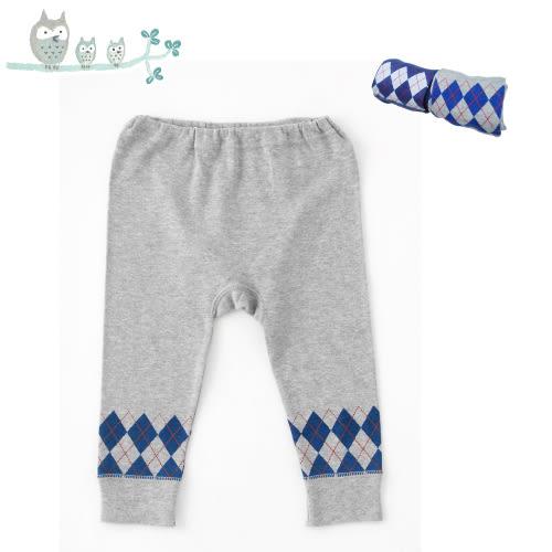 防蚊褲/男童/長褲 菱格紋長褲-日本Bon Chou Chou