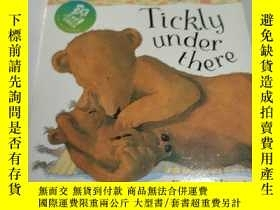 二手書博民逛書店Mr罕見Bear says Tickly under there
