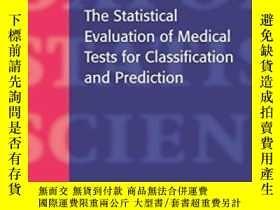 二手書博民逛書店The罕見Statistical Evaluation Of M