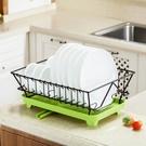 瀝水架 廚房碗筷餐具瀝水架水果蔬菜收納籃盤碗碟置物架子晾碗滴水架碗架 快速出貨