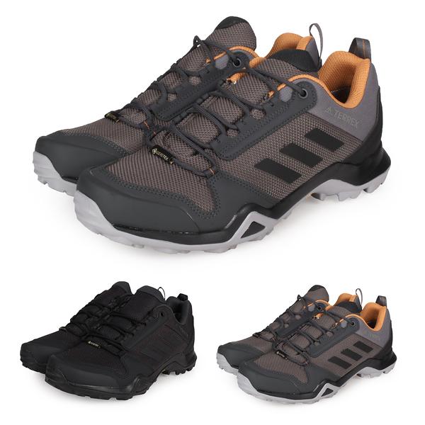 ADIDAS TERREX AX3 GTX 男越野登山鞋 (免運 露營 愛迪達≡體院≡ BC0516_1