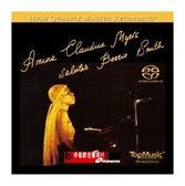 【停看聽音響唱片】【SACD】艾密娜.克洛汀.梅爾斯:向貝西史密斯致敬(雙層SACD)