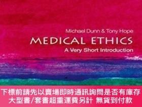 二手書博民逛書店Medical罕見Ethics: A Very Short IntroductionY464532 Tony