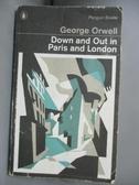 【書寶二手書T1/原文小說_MAE】Down and Out in Paris and London_George Orwell