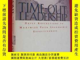二手書博民逛書店Time-out罕見Leadership:Daily refle