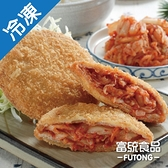 富統泡菜豬排80GX10片/包【愛買冷凍】