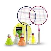 兒童羽毛球拍雙拍套裝國小生幼兒園寶寶玩具大童套裝品牌【小桃子】