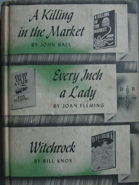 【書寶二手書T2/原文小說_LDI】A Killing in the Market_Eveny Inch…