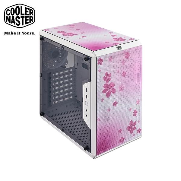 酷碼 Masterbox Q500L 櫻花版 機殼 (MCB-Q500L-KANN-SJP)
