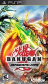 PSP Bakugan Battle Brawlers: Defenders of the Core 爆丸 戰役搗亂:後衛的核心(美版代購)