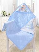 包被嬰兒初生 新生兒抱被秋冬加厚 外出襁褓春秋純棉被子寶寶用品  麥琪精品屋