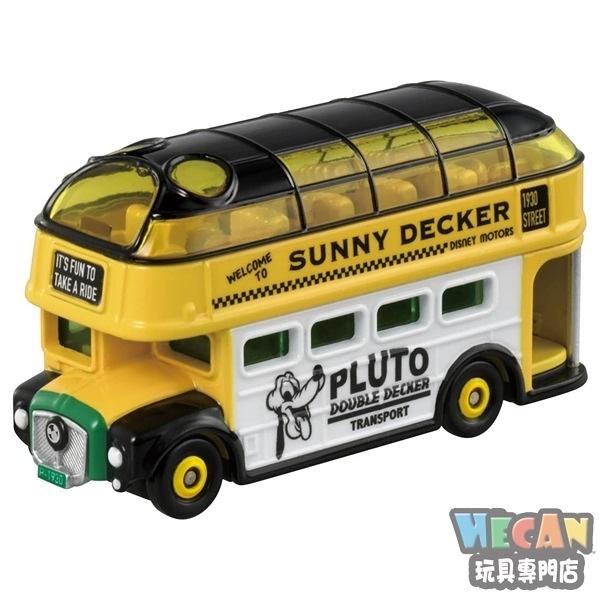 TOMICA多美迪士尼小汽車 DM-19 布魯托巴士 (DISNEY MOTORS) 16133