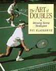 二手書博民逛書店 《The art of doubles : winning tennis strategies》 R2Y ISBN:1558703306│Blaskower