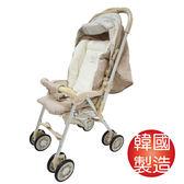 韓國【HAENIM TOYS】雙向秒縮A嬰兒推車(象牙色) NA-20