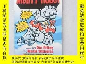 二手書博民逛書店RICKY罕見RICOTTAS MIGHTY ROBOT(英文原版)Y11016 外文 外文 出版2000