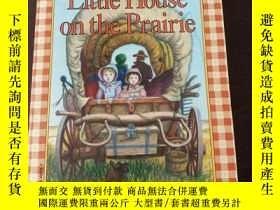 二手書博民逛書店Little罕見House on the Prairie (Little House, No. 2)(英文原版)奇